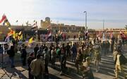 واکنش فرانسه به حوادث عراق