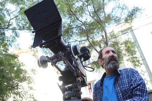 فرهاد اصلانی و محمدرضا هدایتی در سریال «سلمان فارسی»