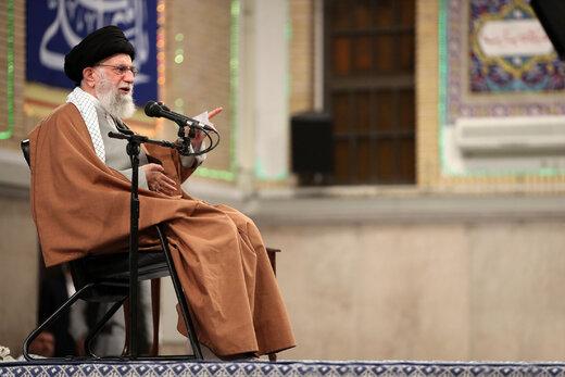 توئیت معنادار سایت رهبر انقلاب پس از ترور سردار سلیمانی توسط آمریکاییها: بسم الله الرحمن الرحیم...