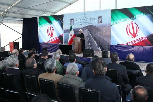 روحاني:مستعدون للحوار لو عادوا عن طريق الخطأ