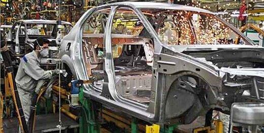 کاهش ۲۵ درصدی تولید خودرو در ۹ ماهه امسال + جدول