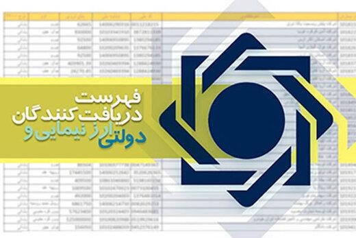 بانک مرکزی فهرست به روز شده دریافت کنندگان ارز دولتی و نیمایی را منتشر کرد