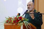 فرمانده کل سپاه: کشور را به سمت هیچ جنگی نمیبریم اما.../ توصیه رهبری به سرلشکر سلامی درباره کوتعبدالله خوزستان