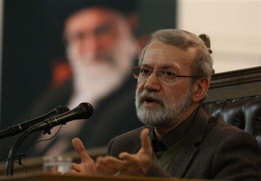 لاریجانی:  وقتی که انقلاب به پیروزی رسید اختلافنظرهایی به وجود آمد/نوع نگاه معرفتی به الگوی اسلامی - ایرانی پیشرفت مهم است
