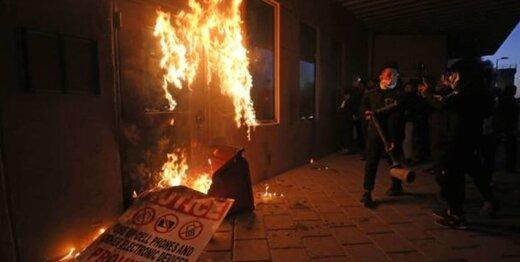 لهستان خواستار تنبیه معترضان عراقی شد