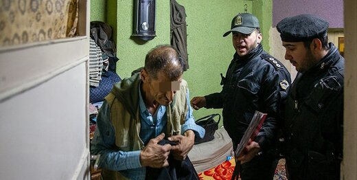پلمب ۹۲ خانه مجردی در میدان امام حسین