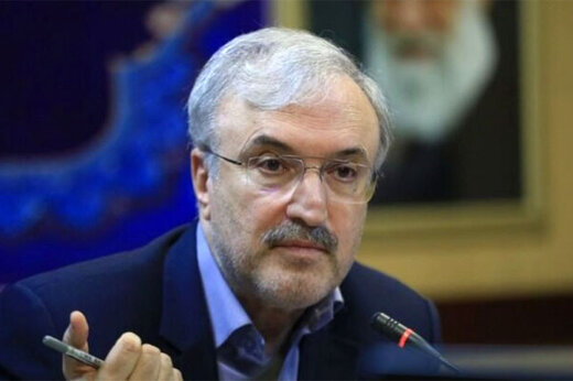 وزیر بهداشت: به شهادت رساندن سردار سلیمانی یک خودزنی از سوی آمریکا بود