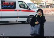 آلودگی هوا ,آلودگی هوای تهران, شاخص کنترل کیفیت هوا
