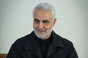 ببینید | تصاویر کمتر دیده شده از سردار قاسم سلیمانی