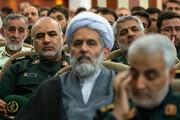 فیلم | رئیس اطلاعات سپاه: طرح ترور سردار سلیمانی در کرمان خنثی شده بود
