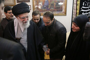 رهبر انقلاب به دختر سردار سلیمانی چه گفتند؟