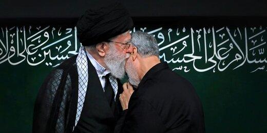 الإمام الخامنئي: جميع أنصار المقاومة يطالبون بالثأر لدم الفريق سليماني