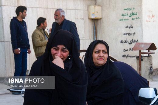 روایتی از حال و هوای متفاوت اتاق و خانه سردار سلیمانی /گریه های پسر در فراق پدر /اینجا بغض ها شکسته میشوند +عکس
