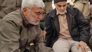 مراسم تشییع پیکر سردار سلیمانی و ابومهدی المهندس آغاز شد/عکس
