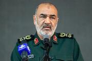 فیلم | هشدار فرمانده کل سپاه: اگر فرماندهان ما را تهدید کنند، جان فرماندهانشان در امان نخواهد بود