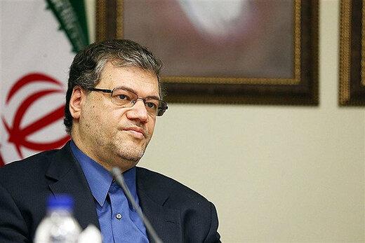 باقر لاریجانی از معاونت آموزشی وزارت بهداشت استعفا داد