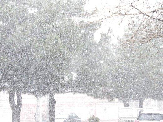 آمادهباش نیروهای شهرداری ارومیه برای بارش برف
