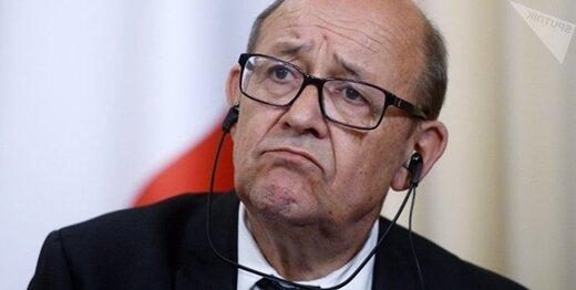 وزیر خارجه فرانسه،سفیر چین را به دلیل کفتار نامیدن یک محقق،احضار کرد