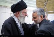 لحظهای که سردار سلیمانی به بن بست رسید /ماجرای دیدارهای متفاوت با رهبر انقلاب