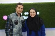 گفت و گو با تنها خواهر و برادر فوتبال ایران/عکس