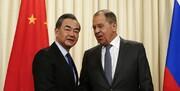 وزرای خارجه چین و روسیه درباره شهادت سردار اعلام موضع کردند