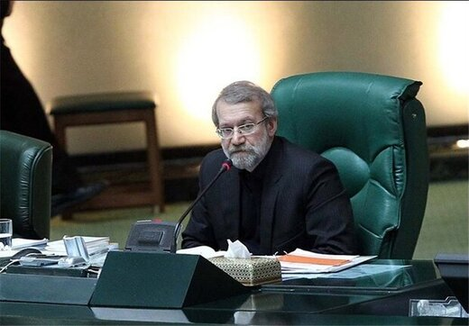 Larijani: Deal of Century total disregard of International Law & Conventions