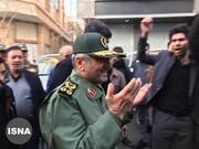 عکسالعمل فرمانده سابق کل سپاه به شعار «انتقام انتقام مردم»