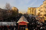 حضور شهردار تهران در تشییع شهید سلیمانی؛ حناچی: هر کسی سردار را دوست دارد مانند او باشد