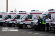 مراجعه ۷۲ نفر به اورژانس در مراسم تشییع شهید سلیمانی