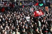 General Soleimani's funeral procession starts in Tehran