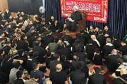 فیلم | مراسم بزرگداشت سرداران مقاومت در مرکز اسلامی هامبورگ