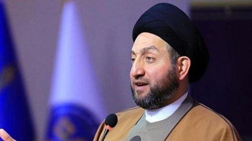 درخواست عمار حکیم برای گفتگو بین ایران و عربستان
