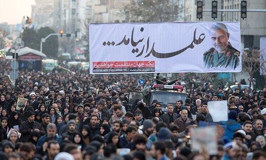 محمد هاشمی: قدرت سردار سلیمانی در فرماندهی نظامی، سحرآمیز بود