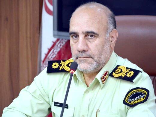 توضیحات رئیس پلیس پایتخت درباره امنیت مراسم تشییع سردار سلیمانی و همرزمانش