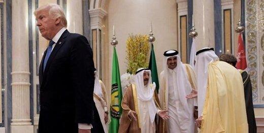 پیام کشورهای خلیج فارس به ترامپ در پی شهادت سردار سلیمانی