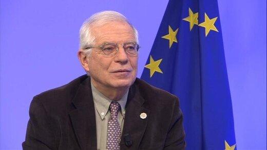 واکنش اتحادیه اروپا به گام نهایی ایران
