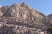 فیلم | تصاویری حیرت انگیز از مراسم تشییع سردار شهید قاسم سلیمانی در کرمان