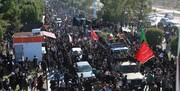 افزایش تعداد درگذشتگان مراسم تشییع سردار شهید سلیمانی به ۴۰ نفر