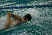 آموزش شنا با اعمال شاقه!