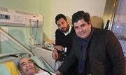 ایرج خواجهامیری در بیمارستان بستری شد