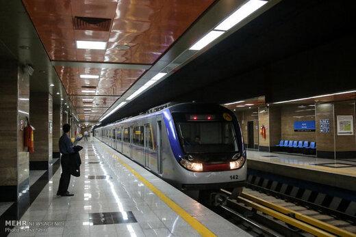 بهرهبرداری از دو پایانه مترو در سال آینده