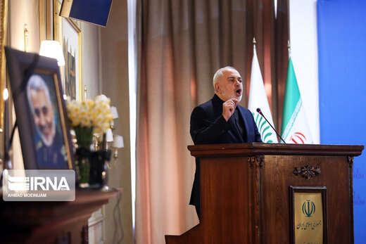 Zarif: End of malignant presence of US in West Asia begun