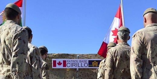 کانادا هم بخشی از نیروهایش را از عراق خارج میکند