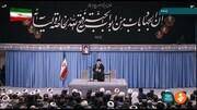 رهبر انقلاب: در برابر شهید سلیمانی و قیامتی که به پا کرد،تعظیم می کنم
