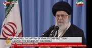 تصاویر   کدام رسانههای دنیا بیانات آیت الله خامنهای را پخش زنده کردند؟