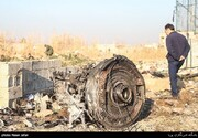 """تحطم طائرة ركاب اوكرانية قرب مطار """"الامام الخميني"""" بطهران"""