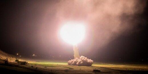 «انتقام سخت» سپاه با حملات موشکی سهمگین به پایگاه های آمریکا