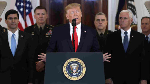 ببینید   ترس و عقبنشینی دونالد ترامپ پس از حملات موشکی ایران:آمادهایم آغوشمان را برای صلح باز کنیم!