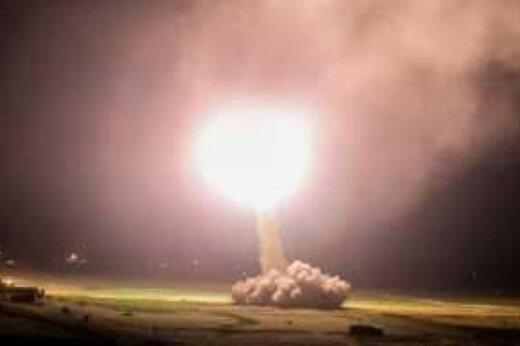 فیلم | رونمایی تلویزیونی از تونل موشکی ایران که عین الاسد آمریکاییها را به آتش کشید