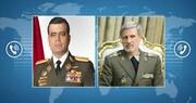 جزئیات تماس تلفنی وزرای دفاع ایران و ونزوئلا